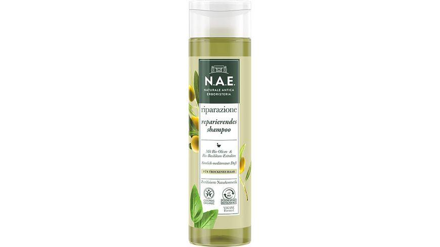 N.A.E. Shampoo riparazione reparierendes shampoo