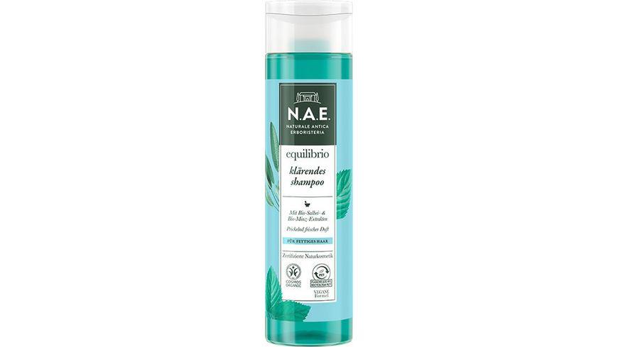 N A E Shampoo equilibrio klaerendes shampoo