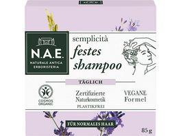 N A E festes Shampoo sempplicita taegliches shampoo