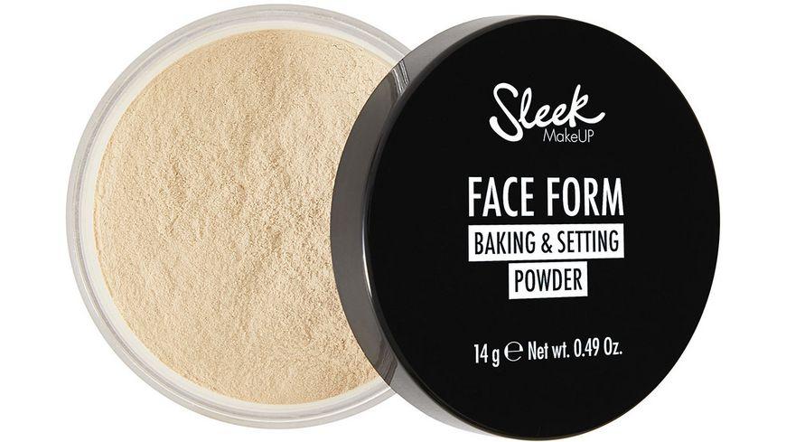 Sleek Powder Face Form