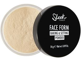 Sleek Powder Face Form