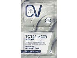 CV Totes Meer Maske