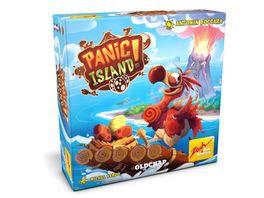Zoch Panic Island