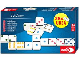 Noris Spiele Deluxe Doppel 6 Domino