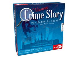 Noris Spiele Crime Story Vienna