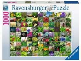 Ravensburger Puzzle 99 Kraeuter und Gewuerze 1000 Teile