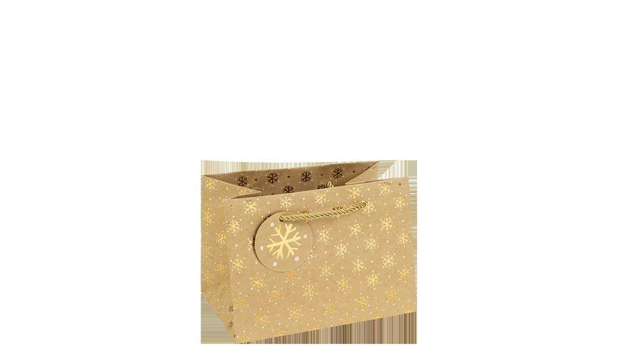 TRUBA Geschenktasche Shopper mini Natural Elegant