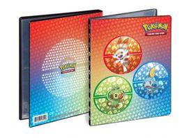 Pokemon Sammelkartenspiel Schwert Schild Galar Starters 4 Pocket Portfolio