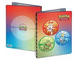 Pokemon Sammelkartenspiel Schwert Schild Starters 9 Pocket Portfolio