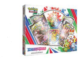 Pokemon Sammelkartenspiel Figuren Kollektion Schwert Schild
