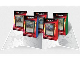 Magic the Gathering Commander 2020 Deck 1 Stueck sortiert