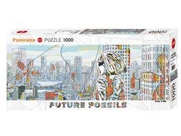 Heye Panoramapuzzle 1000 Teile Aquapolis Future Fossils