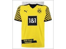 HEYE Trikotkalender Borussia Dortmund 2021 42x34cm