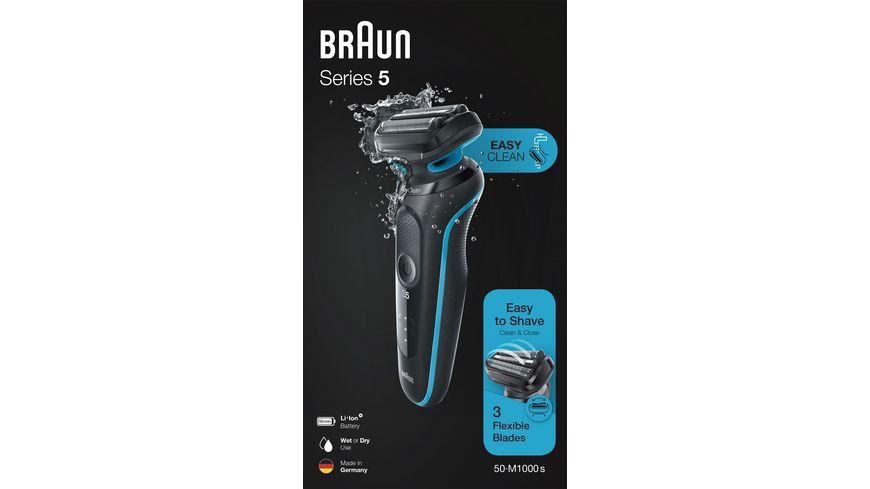 BRAUN Rasierer Series 5 50 M1000s