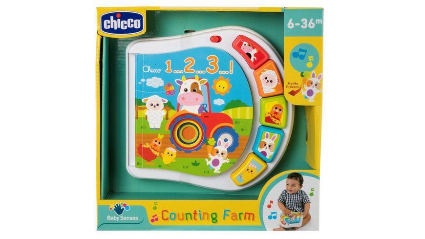 Chicco Zahlen Farmbuch