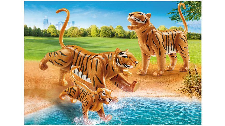 PLAYMOBIL 70359 Family Fun 2 Tiger mit Baby