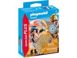 PLAYMOBIL 70302 specialPlus Gladiator mit Waffenstaender
