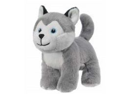 Bauer Eco Line I LIKE MY PLANET Pluesch Husky 15cm