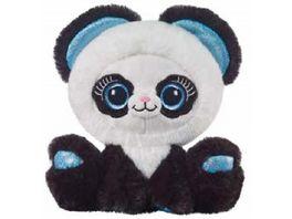 Bauer Blickfaenger und Glitter Pluesch Panda 16cm