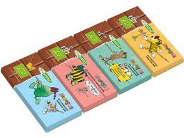 frusano Bio Janosch Schokoladen Minis mit Haselnuss