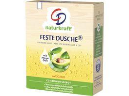 CD Feste Dusche Avocado