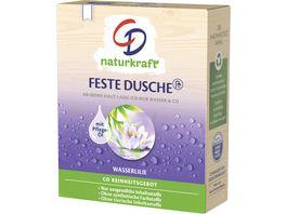 CD Feste Dusche Wasserlilie