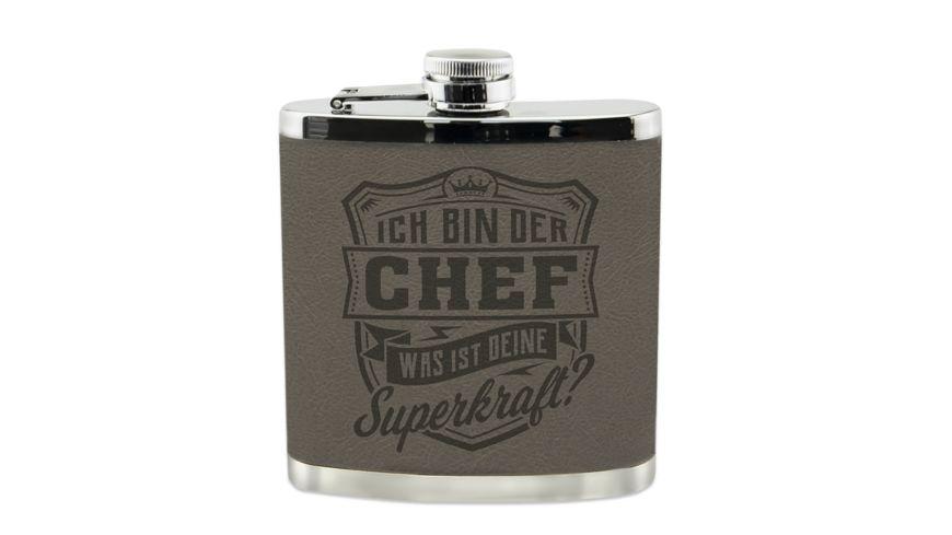 H H Flachmann Chef
