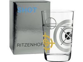 RITZENHOFF Next Shot Schnapsglas S Pedrazzini Target F18