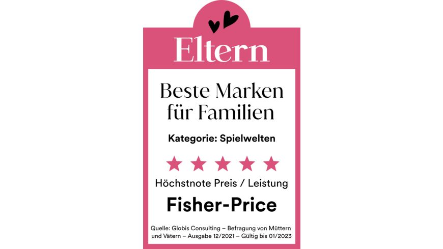 Fisher Price Lernspass Schluesselbund D