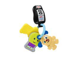 Fisher Price Lernspass Baby Schluesselbund mit Licht und Geraeuschen Lernspielzeug
