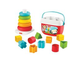 Fisher Price Stapel Sortier Spielset