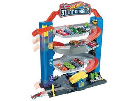 Mattel Hot Wheels City Stunt Garage Spielset