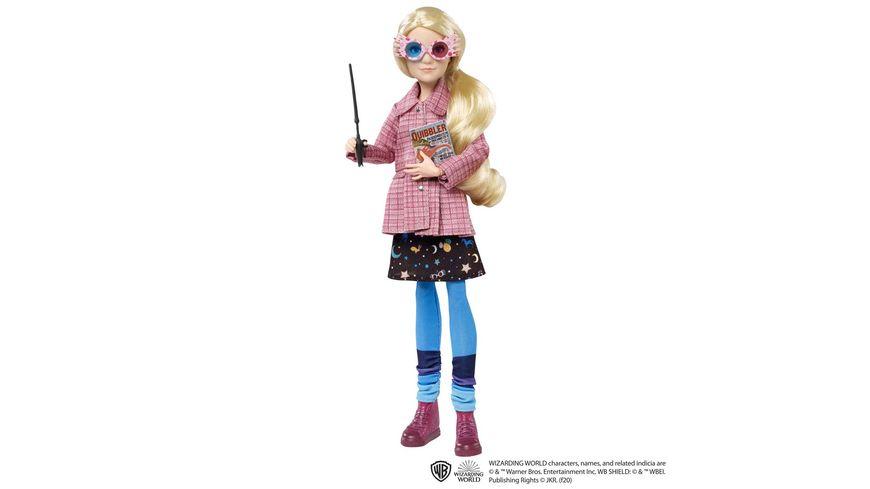 Mattel Harry Potter Luna Lovegood Puppe