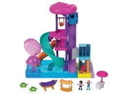 Mattel Polly Pocket Rutschspass Wasserpark