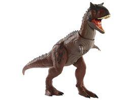 Jurassic World Control N Conquer Carnotaurus Toro grosser Dinosaurier