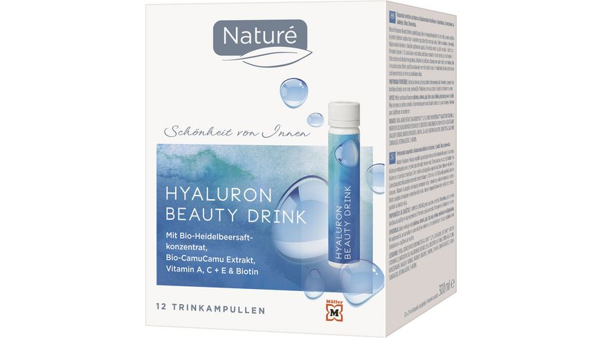 Nature Beauty Drink Hyaluron