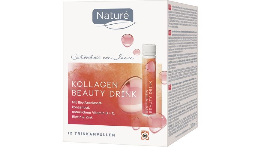 Naturé Beauty-Drink Kollagen