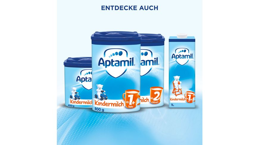Aptamil Kindermilch 2 ab 2 Jahren