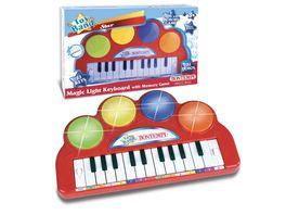 Bontempi Magic light Keyboard