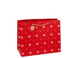 TRUBA Geschenktasche Shopper midi Exclusiv red