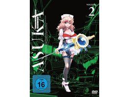 Magical Girl Spec Ops Asuka Vol 2 2 DVDs