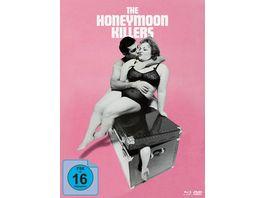 The Honeymoon Killers Mediabook Cover A Limitiert auf 1000 Stueck DVD
