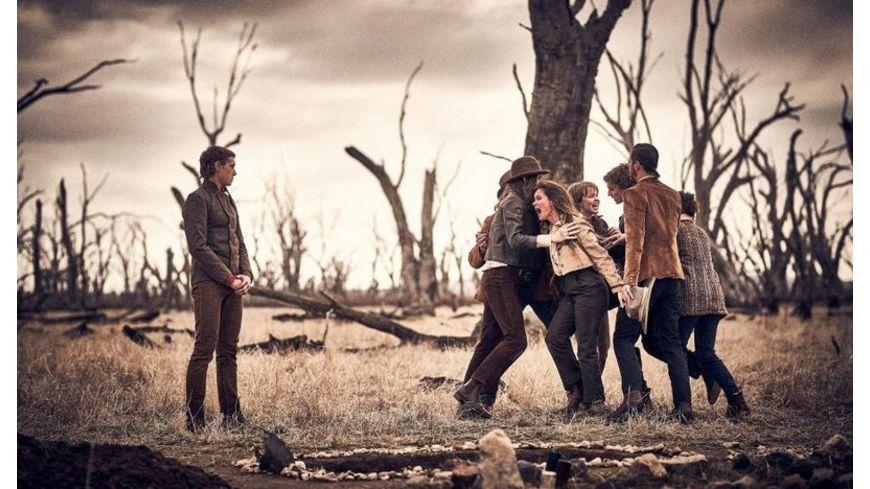 Outlaws Die wahre Geschichte der Kelly Gang