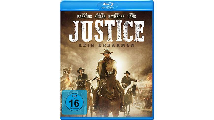 Justice Kein Erbarmen