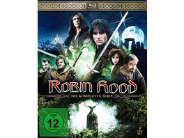 Robin Hood Die komplette Serie 8 Blu rays