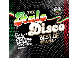 ZYX Italo Disco Best Of Vol 1