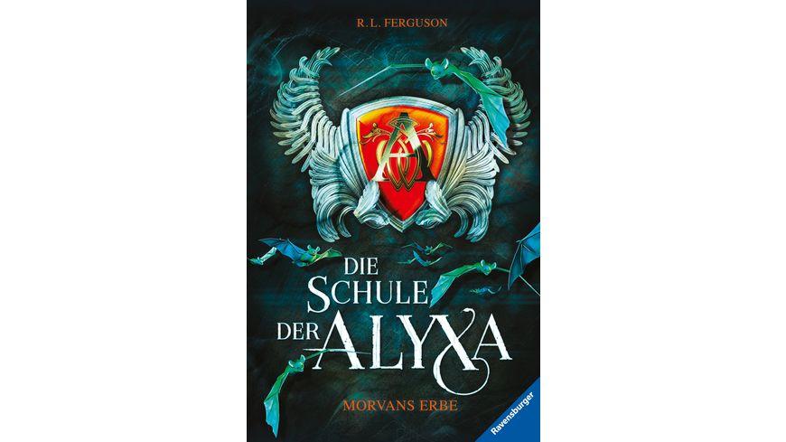 Die Schule der Alyxa, Band 2: Morvans Erbe