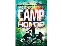 Camp Honor Band 2 Der Auftrag