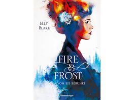 Fire Frost Band 1 Vom Eis beruehrt