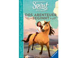 Dreamworks Spirit Wild und Frei Das Abenteuer beginnt